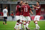Milan Pesta Gol di San Siro, Atalanta Samai Rekor