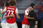 Arteta Puji Pahlawan Arsenal di Piala FA, David Luiz