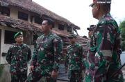 Jenderal Andika Bakal Renovasi Perumahan Anggota Yonif 403/WP Sleman