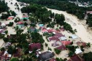 BNPB Beri Dana Siap Pakai Rp1 Miliar untuk Penanganan Banjir Lutra