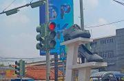 Awal Pekan Kota Bandung Diguyur Hujan Lokal pada Sore Hari