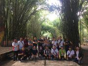 Pokdarwis Sumber Mujur Mulai Membuka Kawasan Wisata Hutan Bambu
