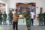 Alumni Akabri 1995 Gelar Bakti Sosial di Lereng Gunung Lawu