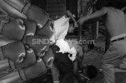 Polisi Amankan 4 Pemuda di Makassar Gara-gara Keroyok Seorang Juru Parkir
