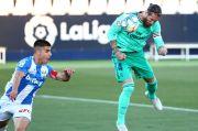 Babak Pertama, Leganes Tahan Madrid