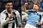 Bentrok di Allianz Stadium, Juve dan Lazio Harus Jaga Asa Scudetto