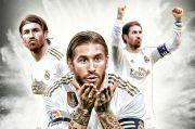 Dongeng 100 Gol Sergio Ramos hingga Pecahkan Rekor 15 Tahun Mariano Pernia