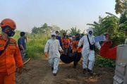 3 Hari Hilang, Airlangga Ditemukan Meninggal di Sungai Cisadane