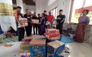 Peduli Korban Banjir, Tim Penikam Polres Wajo Salurkan Bantuan