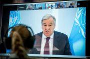 Sekjen Serukan Reformasi Dewan Keamanan PBB, IMF, dan Bank Dunia