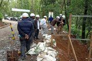 Akses Vital Warga Diterjang Longsor, Geo Dipa Turun Tangan Lakukan Perbaikan