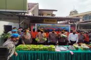 Bawa 55 Kg Sabu, 2 Pengedar Antar Provinsi Tewas Ditembak