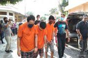 Luar Biasa, Anggota Polsek Medan Baru Bongkar Pengedar 40 Kg Sabu
