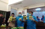 BNN Sumsel Tangkap 3 Pengedar Narkoba Tujuan Palembang