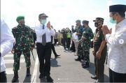 Mendarat di Lombok, Mahfud MD: Brembe Kabarde Semeton?