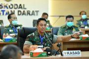 Kasad Andika: Sudah 472 Pasien Covid-19 di Secapa TNI AD Sembuh
