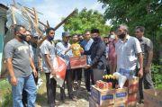 Korban Puting Beliung Terima Bantuan Masa Panik dari Pemkot Banda Aceh