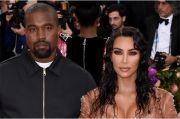 Kim Kardashian Terluka Dengar Pidato Aborsi Kanye West saat Kampanye
