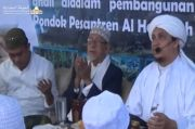 Habib Ahmad dan Majlis Sirah Doakan Donatur Ponpes Al-Hawthah Al-Jindaniyah