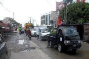 Lapor Pak Wali, Jalan di Medan Utara Rusak Kapan Diperbaiki