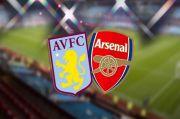 Susunan Pemain Aston Villa Vs Arsenal: The Gunners Berharap Liga Europa