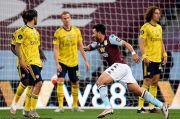 Tumbangkan Arsenal 1-0, Aston Villa Jauhi Zona Degredasi