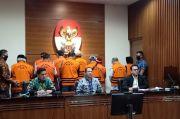 Kasus Suap, KPK Tahan 11 Mantan Anggota DPRD Sumut