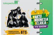 BTS Siap Meriahkan Festival Waktu Indonesia Belanja Tokopedia