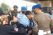 Razia Masker di Asemka, Satpol PP Ciduk Ratusan Pelanggar