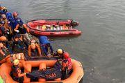 Bocah 14 Tahun yang Tenggelam di Kanal Banjir Barat Ditemukan Tak Bernyawa