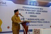 Dukung Hotel Tangguh Covid-19, Chek Zainal: Corona Bukan Rekayasa