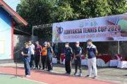 Bupati Musyafirin Membuka Adhyaksa Tennis Cup 1 2020
