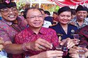 Gubernur Bali Sebut Ramuan Arak Bali Manjur Sembuhkan COVID-19