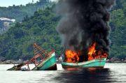 Edhy Prabowo Berhasil Tenggelamkan Satu Kapal Asing Pencuri Ikan