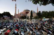 Turki Undang Para Pemimpin Dunia Salat Jumat Pertama di Hagia Sophia
