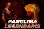 Panglima Perang Legendaris Dunia, Pangeran Diponegoro Salah Satunya