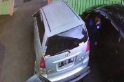 Heboh Aksi Pencurian Uang Rp35 Juta Modus Pecah Kaca Mobil Terekam CCTV