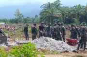 400 Unit Huntara Korban Banjir Bandang Luwu Utara Mulai Dibangun
