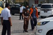 Kutip Pungli ke Honorer, Kepala UPT-PU Medan Ditahan Kejari Belawan