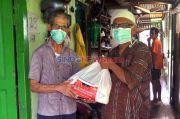 Telkomsel Gandeng PFI Palembang Salurkan Bantuan Sembako di Masa Pandemi