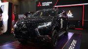 Mitsubishi Hadirkan PAJERO SPORT Rockford Fosgate Black Edition di Indonesia