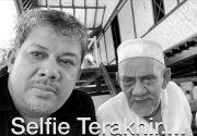 Selfie Terakhir Fahri Hamzah Bersama sang Ayah