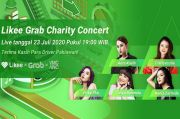 Likee dan Grab Berkolaborasi Gelar Konser Amal Online