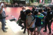 Kebelet Mabuk, Tiga Remaja Rampok Pemotor