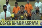 Tangkap Bandar Sabu Polisi Sita Senjata Laras Panjang dan Amunisi