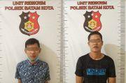 2 Pencuri di Batam Ini Nekat Incar Mobil Polisi