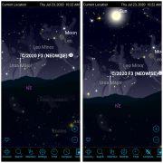 Cara Berburu Komet Neowise Lewat Aplikasi