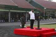 Wamenhan Buka Pendidikan Dasar Militer Kadet Mahasiswa S-1 Unhan