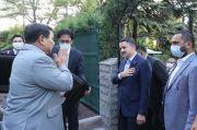 Kunker ke Turki, Apakah Menhan Prabowo Salat Jumat di Hagia Sophia?