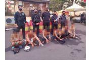 Palak Sopir Ekspedisi, 6 Remaja Diciduk Tim Pemburu Preman Jakarta Barat